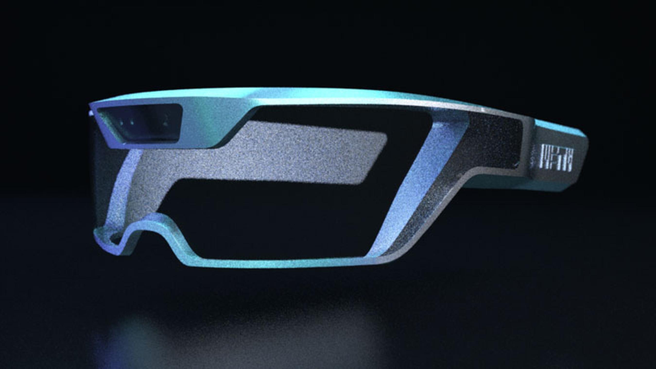 Spaceglasses.  (PRNewsFoto/Meta-View)