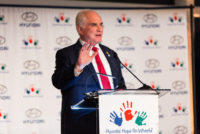 Representative Mike Kelly (PA) Addresses the Celebration of Life Gala