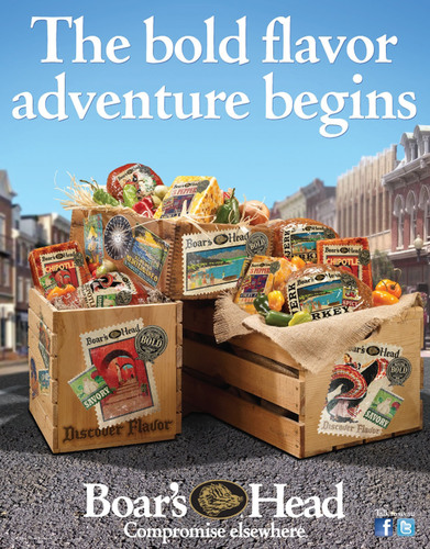 Boar's Head Brand® Launches Boar's Head Bold, Globally Inspired Line of Deli Meats and Cheeses