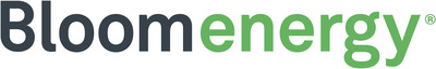 Bloom Energy logo.