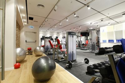 New Free Gym at Artplus Hotel Tel Aviv. Open Daily for all Guests. (PRNewsFoto/Atlas Hotels)