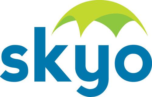 Skyo brand logo (PRNewsFoto/Skyo)