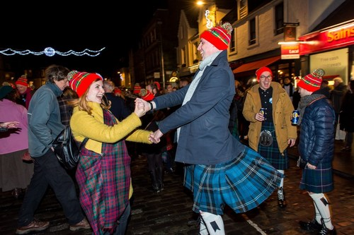 Ceilidh (PRNewsFoto/VisitScotland)