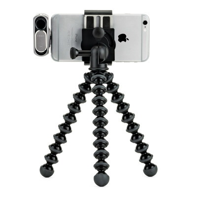 GripTight Mount PRO and GorillaPod Stand