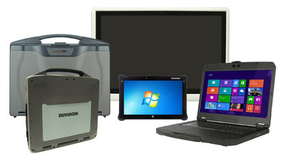 GammaTech's DURABOOK line of rugged computers are feature rich and competitively priced