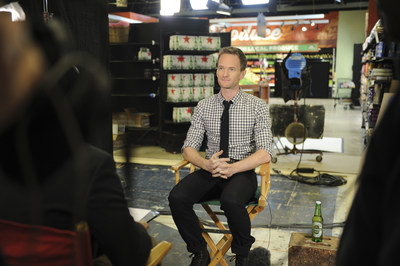 Neil Patrick Harris Introduces Heineken Light Money Back Guarantee