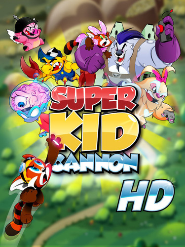 Super Kid Cannon has officially launched! (PRNewsFoto/Skyjoy Interactive) (PRNewsFoto/SKYJOY INTERACTIVE)