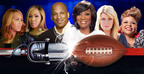 15th Annual Super Bowl Gospel Celebration, January 31, 2014 at Theater at Madison Square Garden. Performances by Patti LaBelle, Mary Mary, Natalie Grant, Tamela Mann, Donnie McClurkin and the NFL Player's Choir.  (PRNewsFoto/Super Bowl Gospel Celebration)