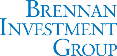 Brennan Investment Group logo.  (PRNewsFoto/Brennan Investment Group, LLC)