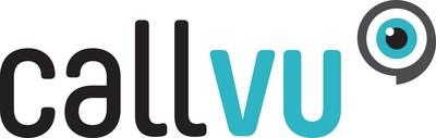 CallVU Logo (PRNewsFoto/CallVU)