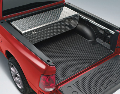 Mopar accessorizes all-new 2013 Ram.  (PRNewsFoto/Chrysler Group LLC)