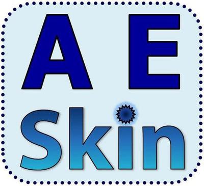 www.aeskin.com. (PRNewsFoto/A E SKIN)