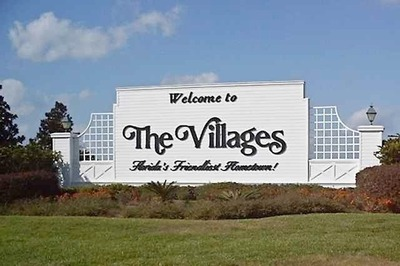 For the second year, The Villages in Central Florida holds the number one spot on our list of the 100 most popular active adult communities in America. (PRNewsFoto/55 Places)