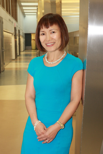 New York Blood Center announces Michelle Miao to be elected to Board of Trustees.  (PRNewsFoto/New York Blood ...