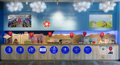 Republic Services & The Mirage Hotel & Casino New Sustainability Discovery Center Recycling Exhibit Unveiled