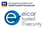eicar-trusted-security-lab (PRNewsFoto/AV-Comparatives)