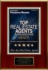 "Denise V. Christinzio Selected For ""Top Five Star Real Estate Agents In Philadelphia"" (PRNewsFoto/American Registry)"