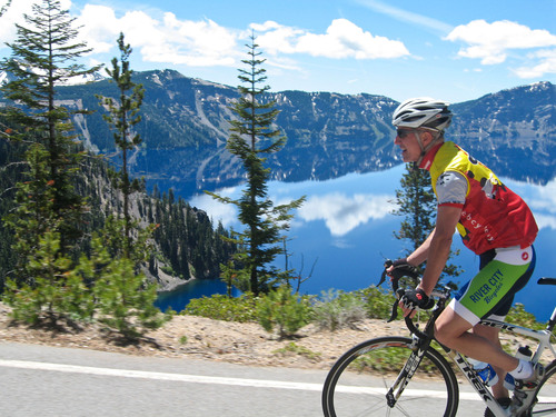 Crater Lake National Parks Announces Vehicle-Free Dates