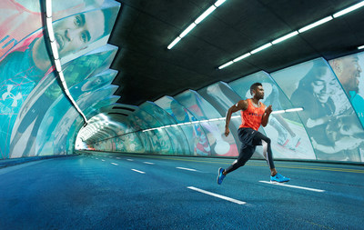 """Manteo Mitchell in new Under Armour campaign """"The Book of WILL"""""""