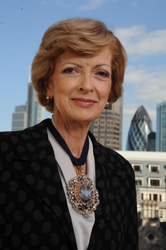 Fiona Woolf (PRNewsFoto/National Business Awards)