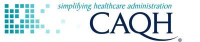 CAQH Logo.  (PRNewsFoto/CAQH)