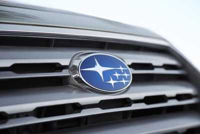 Subaru of America, Inc. Announces December 2015 Sales as Best Sales Month Ever; Sets Seventh Consecutive Yearly Sales Record