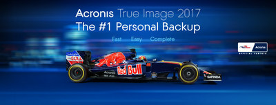 Acronis True Image 2017 Available Now