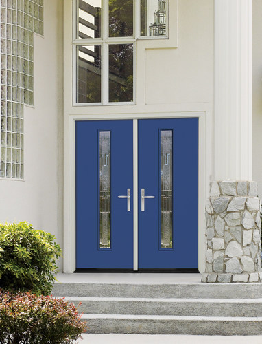 Therma tru provides hot new door colors for 2015 for Therma tru pulse