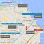City and County of San Francisco's Ruckus Smart Wi-Fi Powered Networks (PRNewsFoto/Ruckus Wireless, Inc.)
