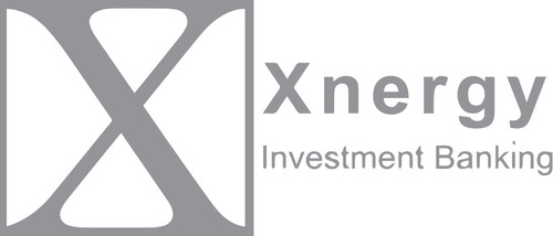 Xnergy Financial is a national investment banking firm providing financing and merger and acquisition services to emerging growth and middle market companies. Xnergy services companies seeking debt or equity capital to fund growth initiatives, acquisitions, buyouts, and shareholder liquidity. Xnergy's services include public and private offerings, corporate finance, valuations, and acquisition support for both national and international clients. Xnergy's investment banking team is comprised of industry experts in the retail, distribution, technology, energy, natural resources, renewable energy, financial services, life sciences, healthcare, real estate, transportation, defense, entertainment, media and communication sectors. Xnergy Financial is a member of FINRA/SIPC.  http://www.xnergyib.com . (PRNewsFoto/Xnergy Financial, LLC) (PRNewsFoto/XNERGY FINANCIAL, LLC)