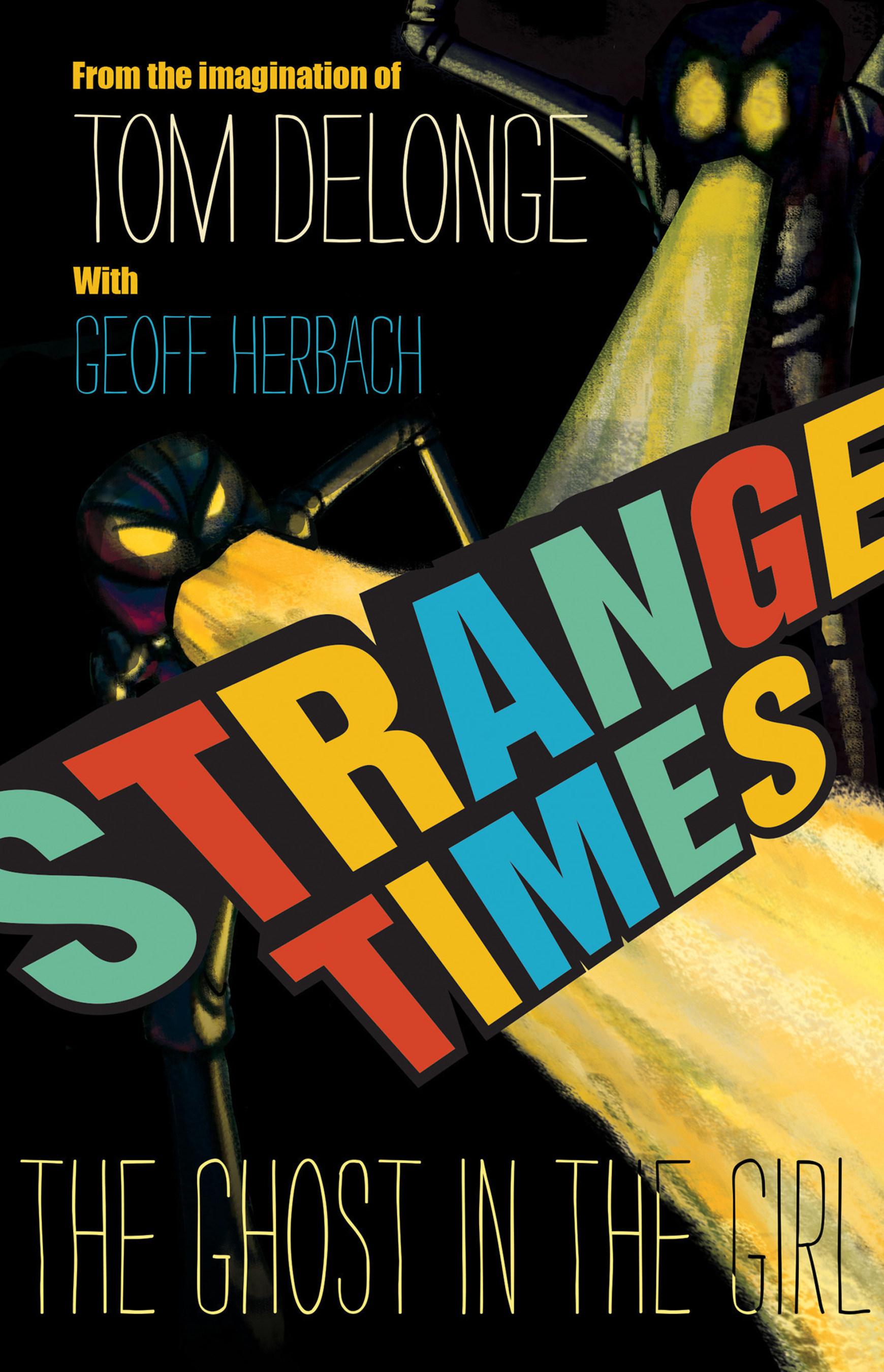 Tom Delonge Releases New Ya Novel Series For Multi Media Franchise
