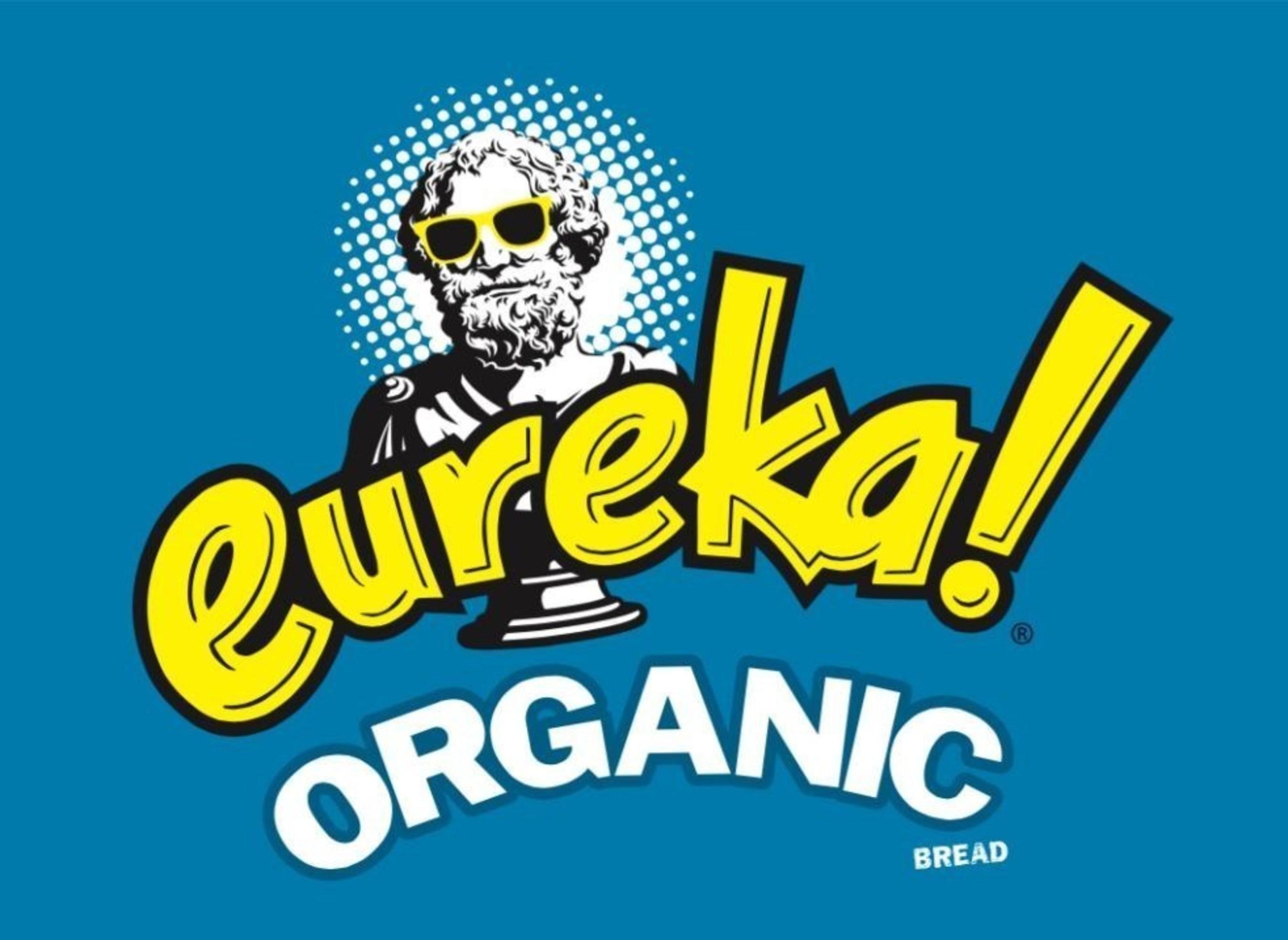 eureka! Organic Bread Logo