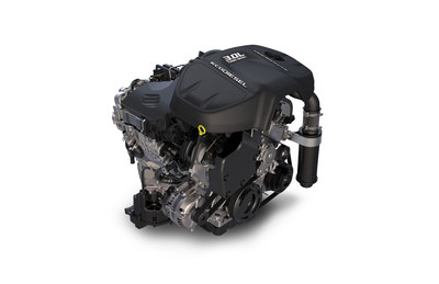 3.0-liter EcoDiesel V-6 twice named to list of Ward's 10 Best Engines