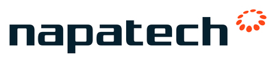 Napatech A/S logo.