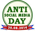 Pork Farms is hosting the world's first Anti-Social Media Day today (Saturday 30th August)