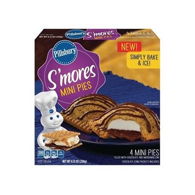 S'mores Pillsbury Mini Pies