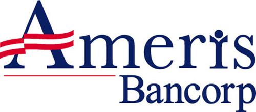 Ameris Bancorp logo. (PRNewsFoto/Ameris Bancorp) (PRNewsFoto/)