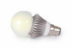 Lighting Science Group's Revolutionary Sub-$15 LED Bulb.  (PRNewsFoto/Lighting Science Group Corporation)