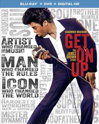 From Universal Pictures Home Entertainment: Get On Up