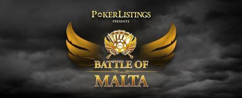 PokerListings Announce Participants for This Week's Battle of Malta
