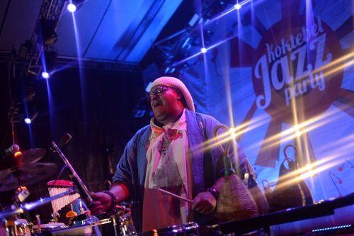 Start of the international jazz festival Koktebel Jazz Party (PRNewsFoto/Koktebel Jazz Party)