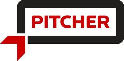 Pitcher Logo (PRNewsFoto/Pitcher)