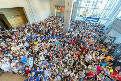 The Children's Hospital of Philadelphia's 16th Annual Fetal Surgery Family Reunion Gathers Families from Across the U.S.  (PRNewsFoto/The Children's Hospital of Philadelphia)