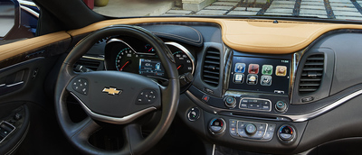Chevy continues expanding the availability of Siri Eyes Free Integration to more 2014 models.  (PRNewsFoto/Bill Jacobs Automotive Group)