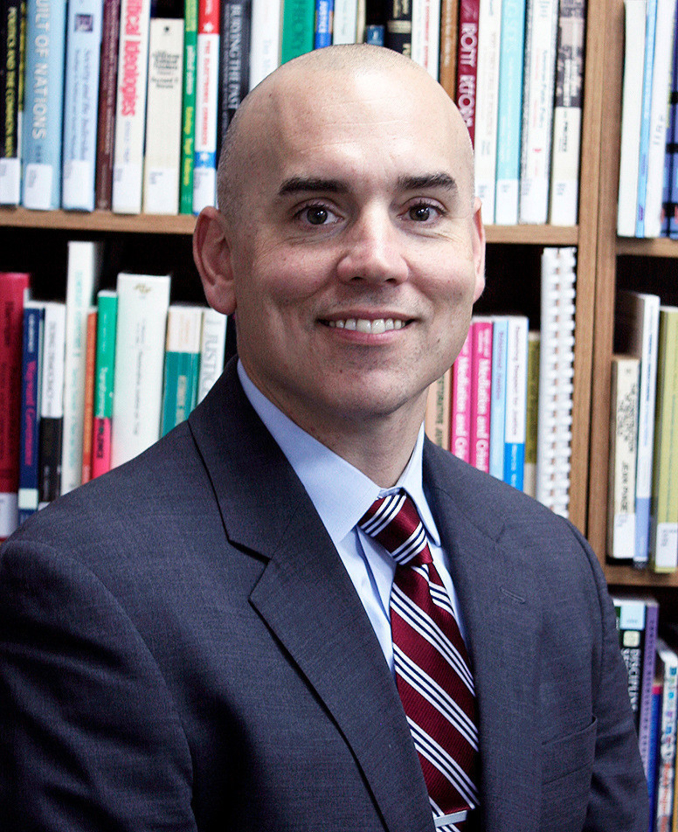 John Bailie, president of the International Institute for Restorative Practices Graduate School