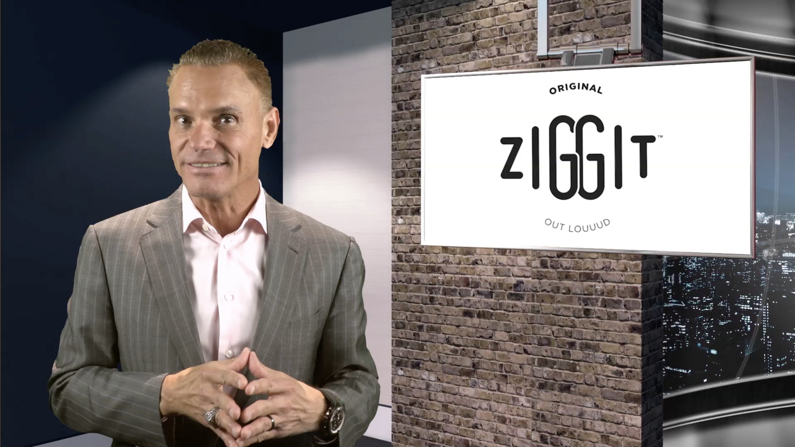 Kevin Harrington and Ziggit launch a new DRTV campaign together