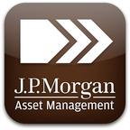 J.P. Morgan's new Insights App.  (PRNewsFoto/J.P. Morgan Asset Management)