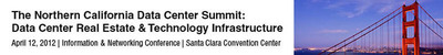 400 Expected to Attend The Northern California Data Center Summit.  (PRNewsFoto/CapRate Events, LLC)