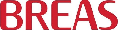 Breas Medical  Logo (PRNewsFoto/Breas Medical)