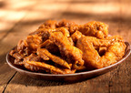 Hooters chicken wings.  (PRNewsFoto/Hooters of America, LLC, Bruce Smith/Fratelli Studio)
